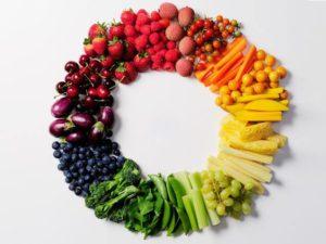 5 elementen voedingsadvies.